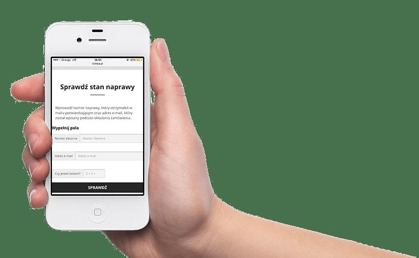 serwis iPhone poznań kraków wrocław