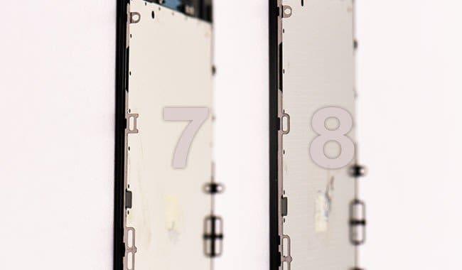 ramka iphone 8