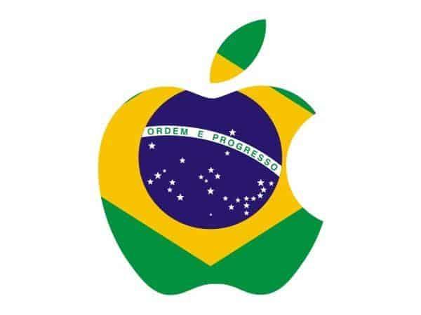 iphone x w brazylii