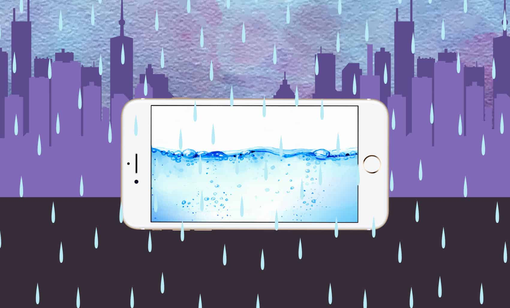 Co zrobić, gdy iPhone wpadnie do wody? Czyszczenie po zalaniu