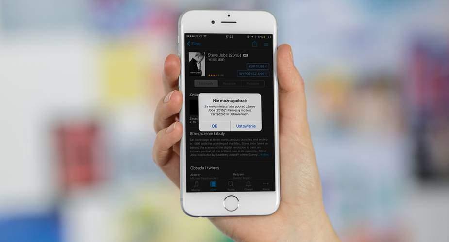 iPhone wolno chodzi? …prosty sposób na zwolnienie pamięci w iPhone!