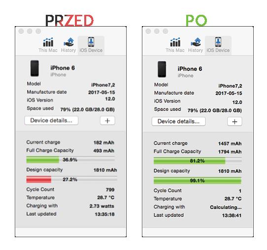 iphone 6 wymiana baterii