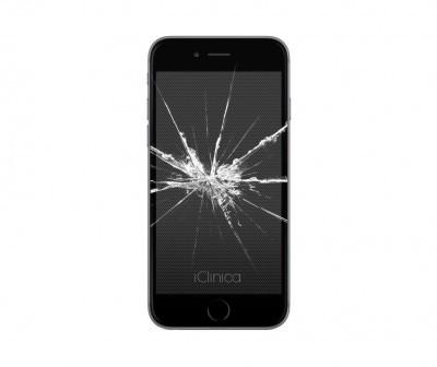 Wymiana zbitej szybki iPhone 6S