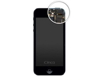 Wymiana tylnego aparatu iPhone 5