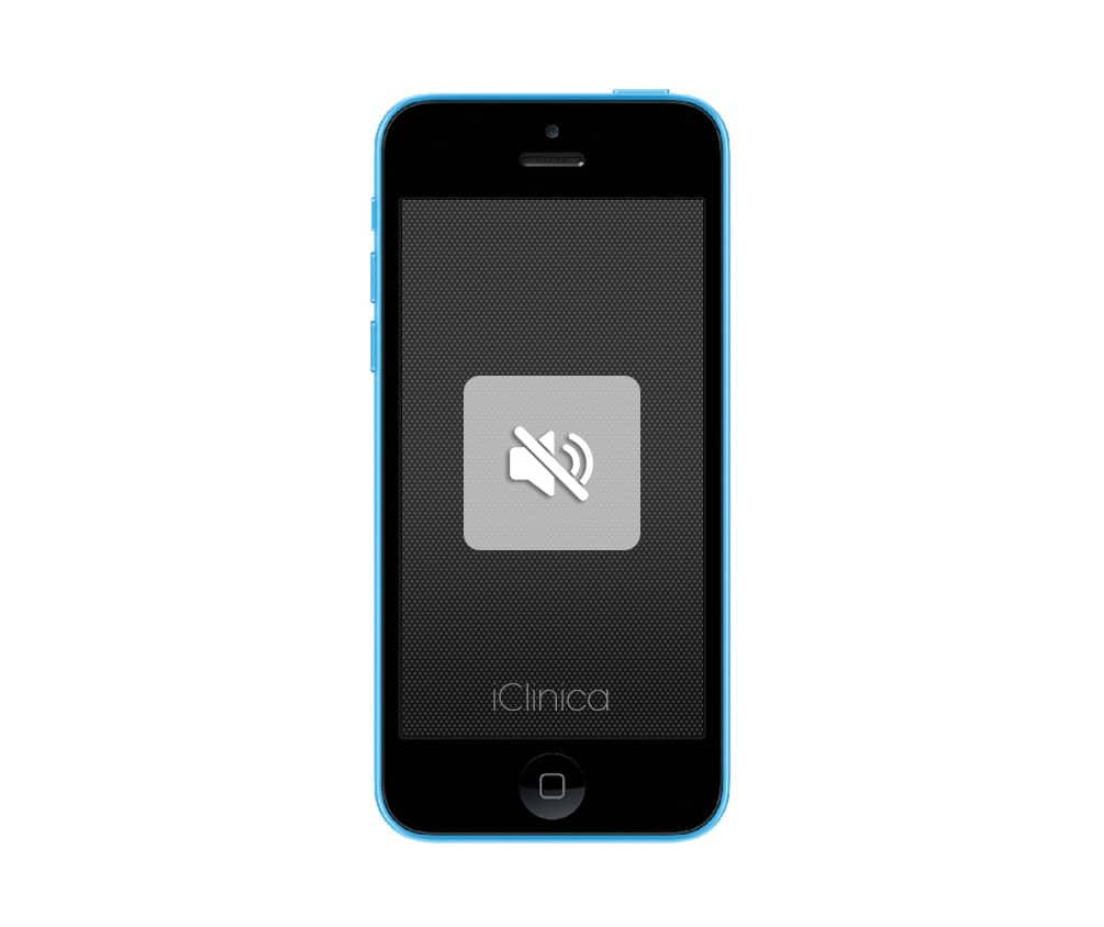 Wymiana głośnika audio iPhone 5C