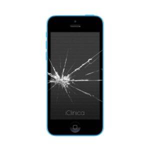 Wymiana szybki iPhone 5C