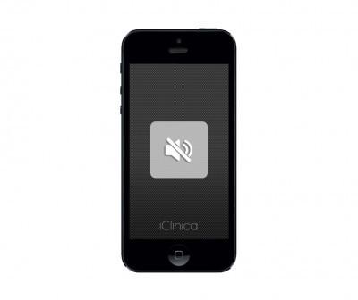 Wymiana głośnika audio iPhone 5