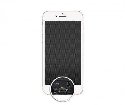 Wymiana złącza ładowania iPhone 7
