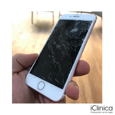 iphone 6s peknięta szybka