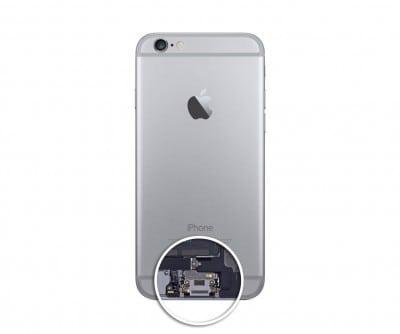 Wymiana złącza ładowania iPhone 6 Plus