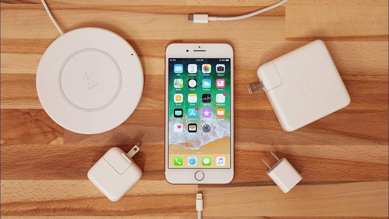 iphone szybkie ladowanie