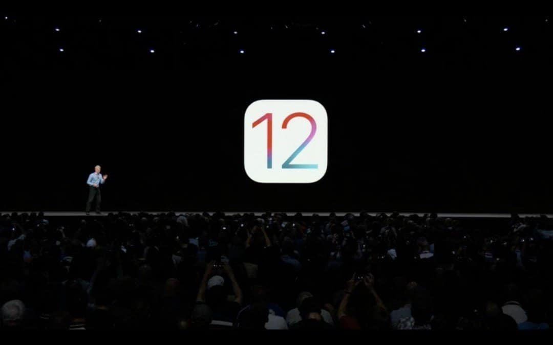 WWDC 2018 – co nowego w iOS 12?