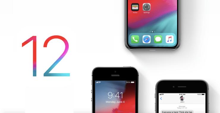 Pierwsza publiczna beta iOS 12 już dostępna!