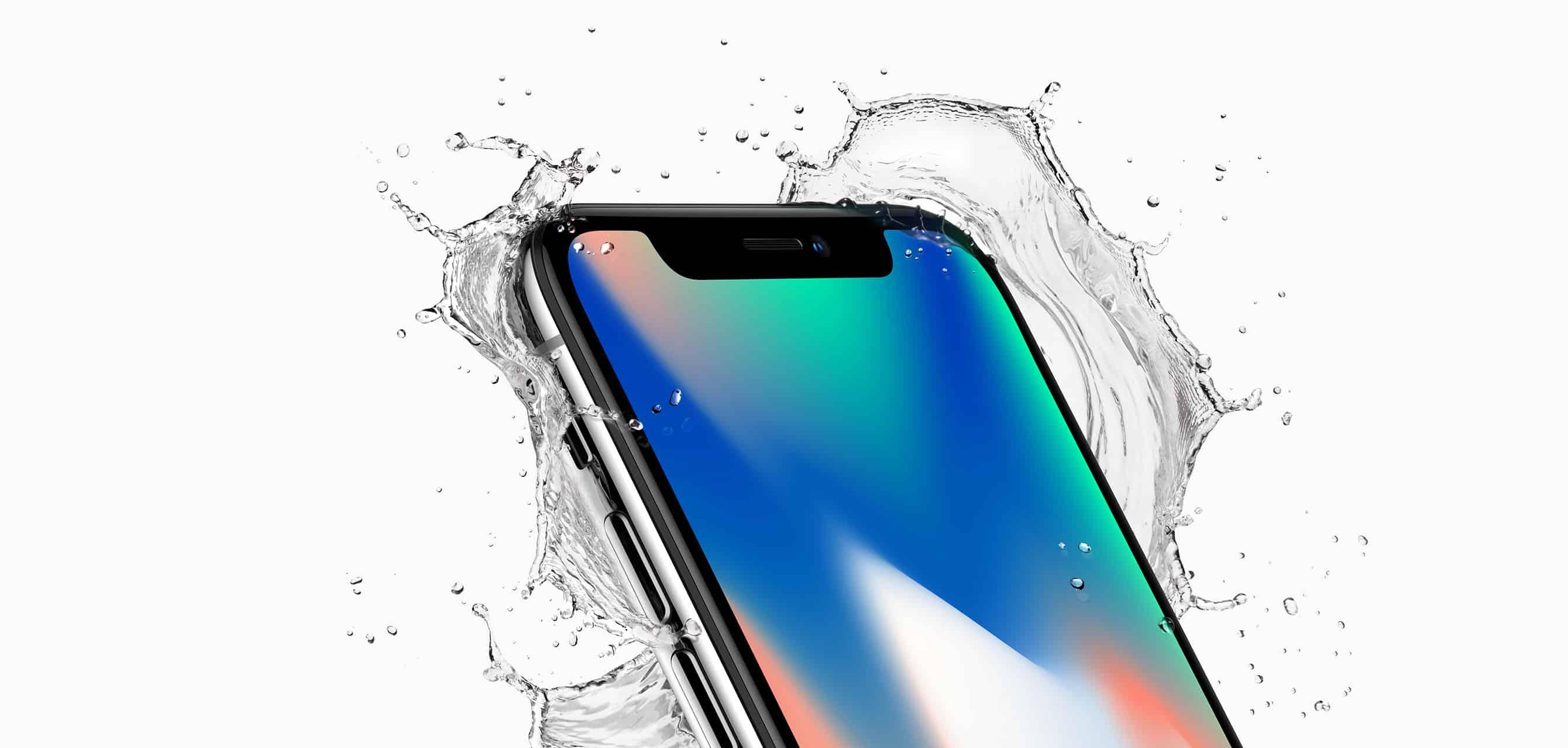 iphone x wodoodporny