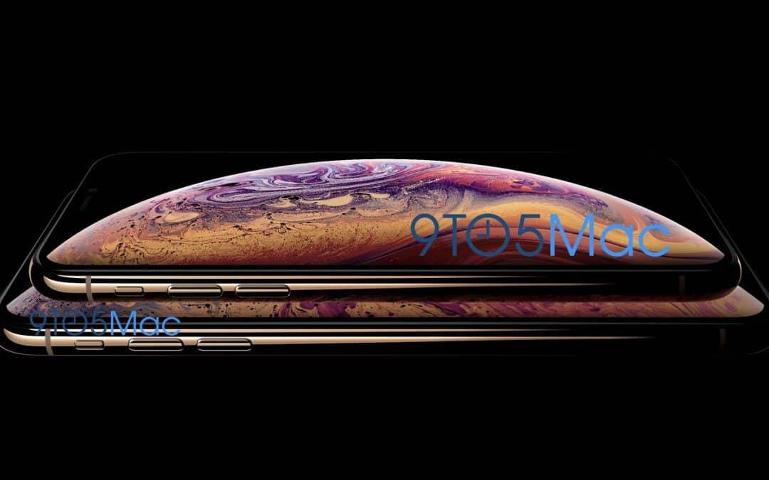 Wyciekły zdjęcia – tak będzie wyglądać iPhone XS?