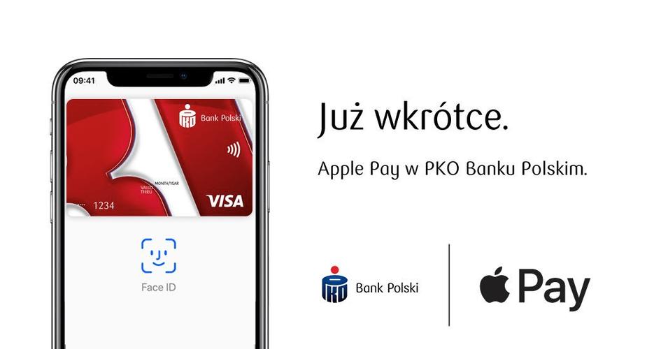 Apple Pay w PKO BP dopiero w październiku