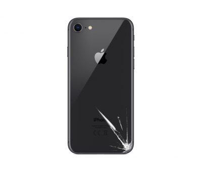 Wymiana tylnej klapki iPhone 8