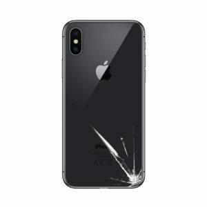 Wymiana tylnej klapki iPhone X