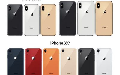 Co wiemy o iPhone XS, iPhone XS Max/Plus oraz iPhone Xc/iPhone 9 przed premierą?