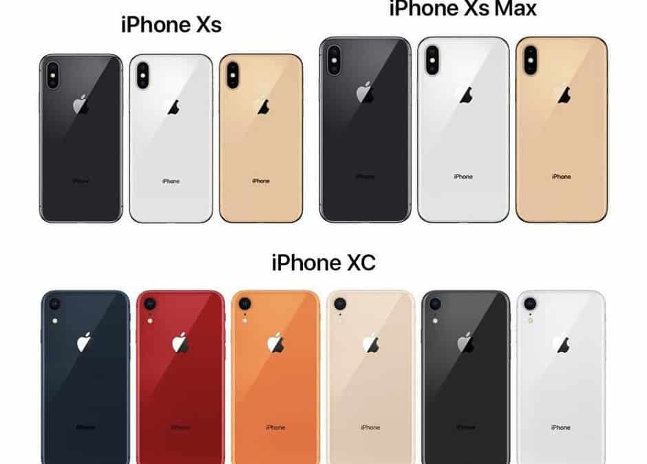 Co wiemy o iPhone XS, iPhone XS Max/Plus oraz iPhone Xc/iPhone 9 przed premierą?