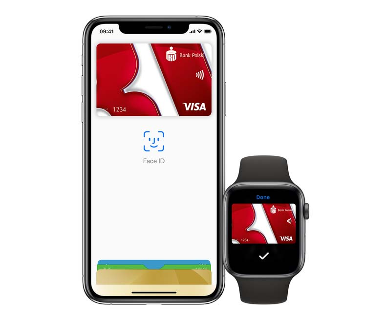 Apple Pay w PKO BP i Inteligo