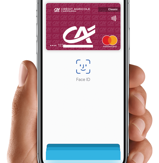 Apple Pay w Credit Agricole?