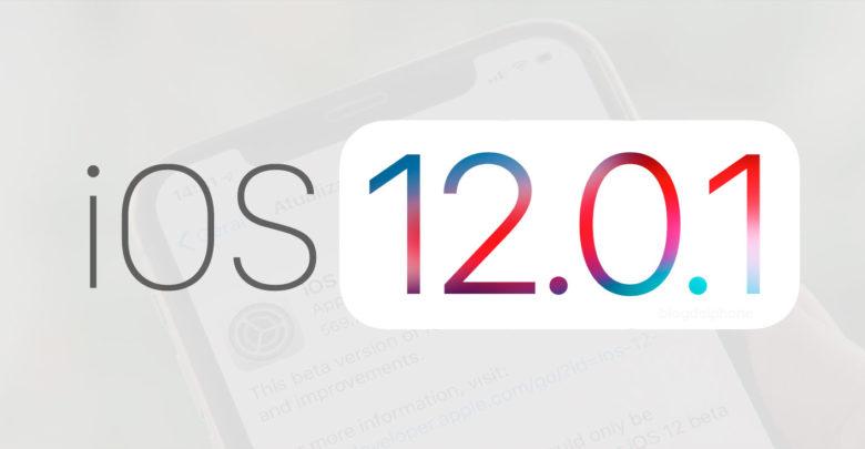 Pojawiło się iOS 12.0.1 – co się zmienia?