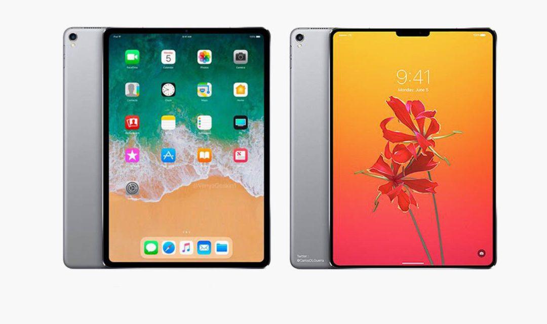 iPad Pro 2018 pełen nowości?