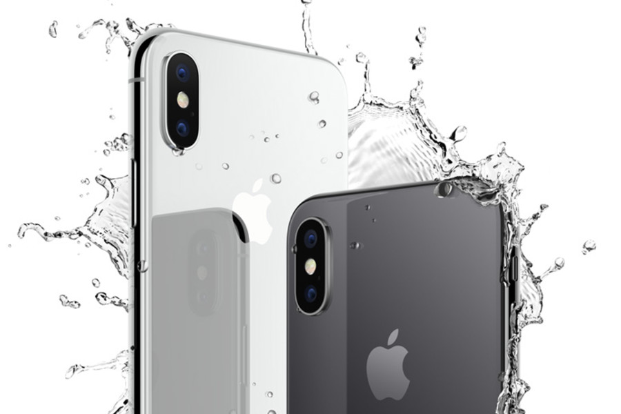 Zalany iPhone co robić?