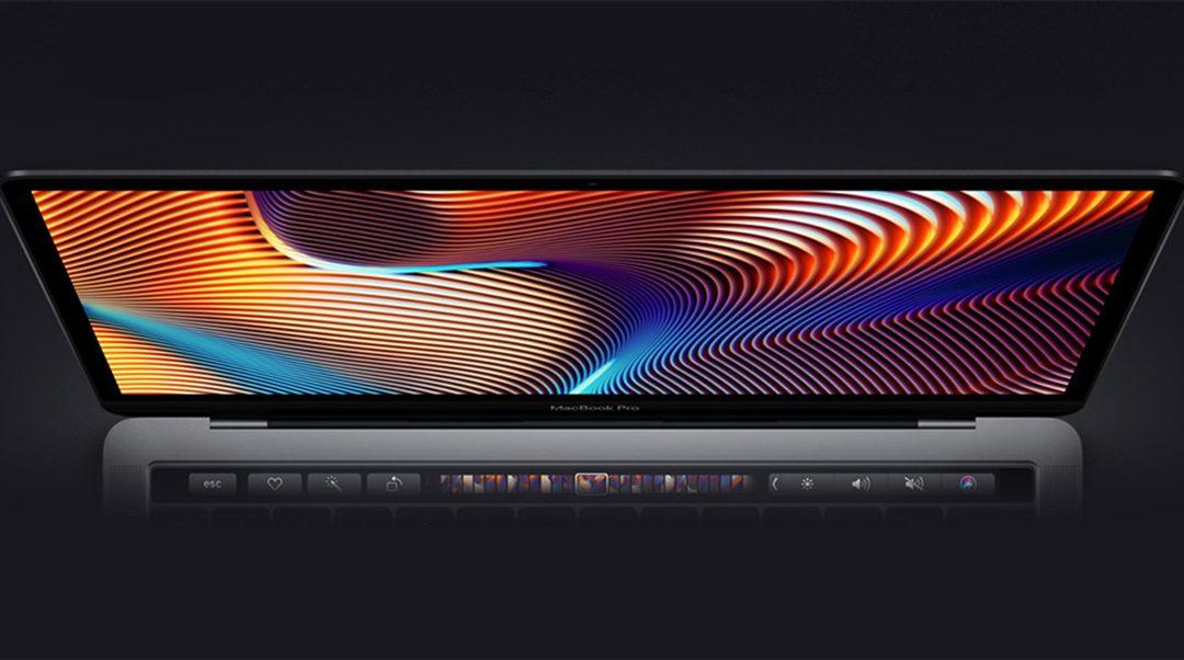 MacBook Pro (2018) z Radeon Pro Vega