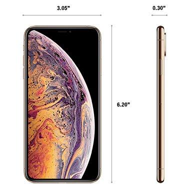 iphone xs max spec