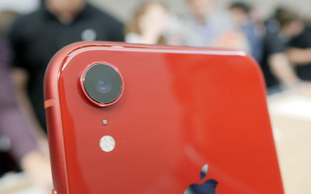 iPhone Xr z najlepszym aparatem wśród smartfonów z jednym obiektywem