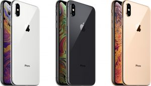 iphone xs kolory