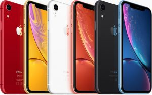 iphone xr kolory