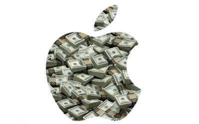 Apple zmienia strategię – nie będzie się już trzymać sztywno kursu dolara