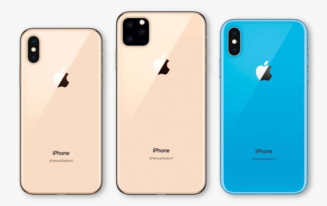 iPhone 11 z potrójną kamerą, a następca iPhone'a Xr z podwójną?