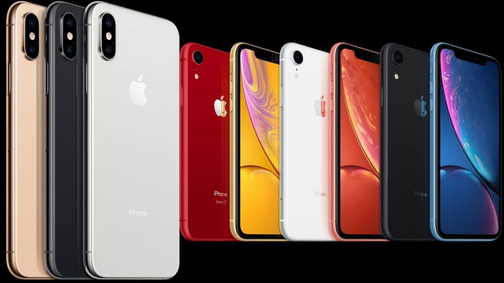 Raport Nikkei – Apple obniża produkcję iPhone'a Xs, Xs Max oraz Xr