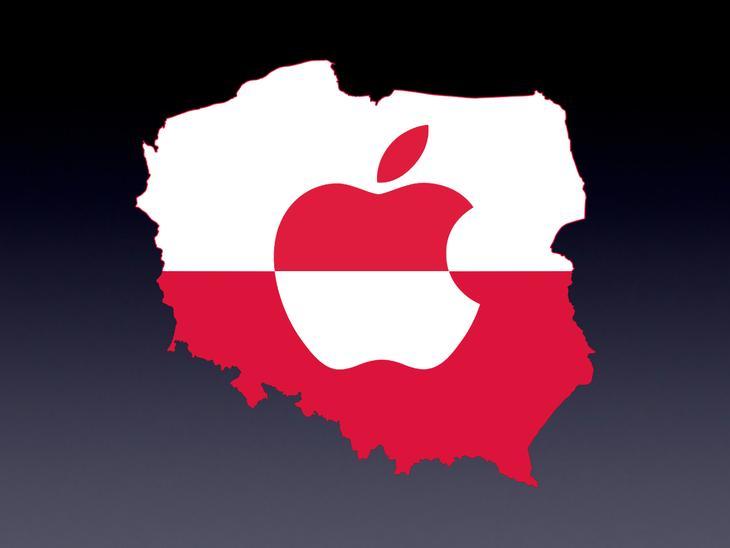Produkty Apple z rekordową sprzedażą w Polsce!