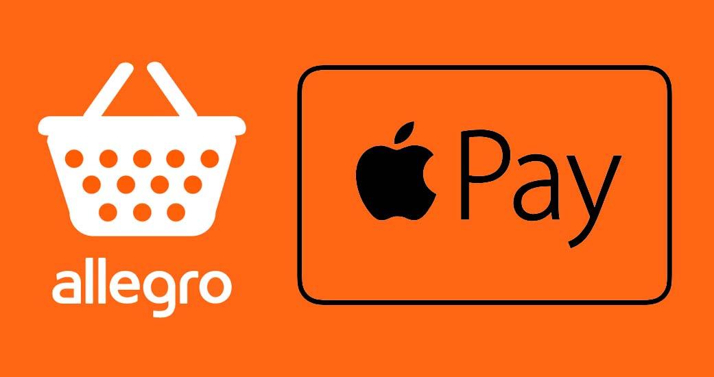 Na Allegro można już płacić poprzez Apple Pay!