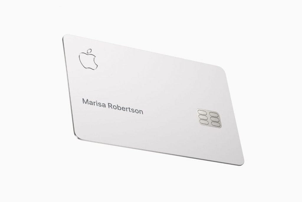 apple card 2019