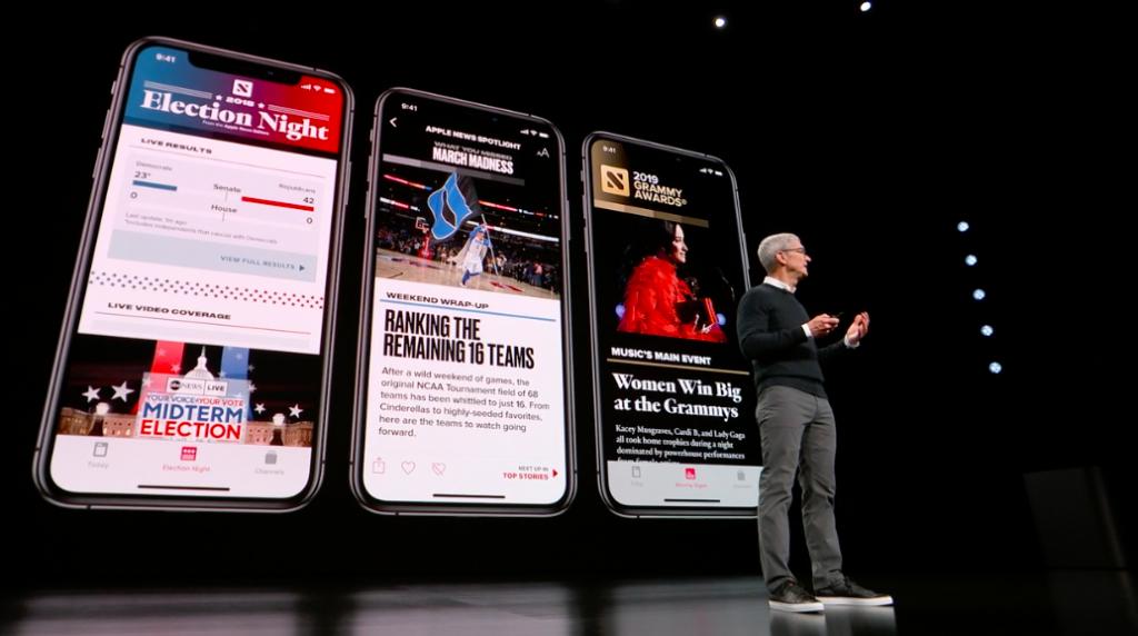 apple news 2019
