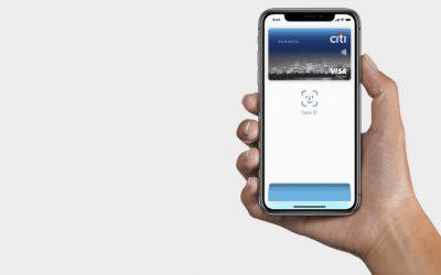 Już niebawem Apple Pay w Citi Handlowym
