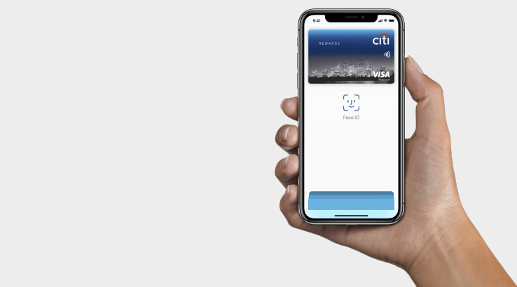 apple pay citi