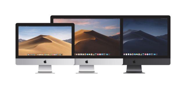 Tak prezentują się nowe urządzenia iMac oraz iMac Pro