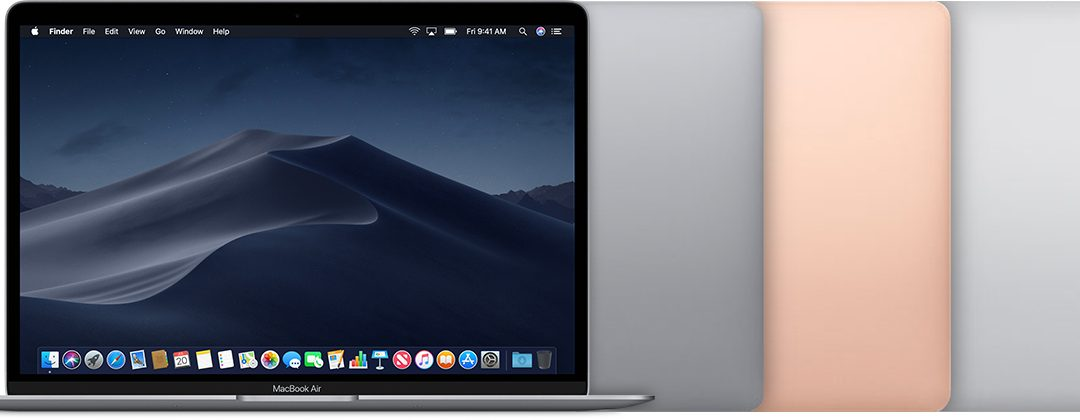 MacBook Air Retina potanieje?