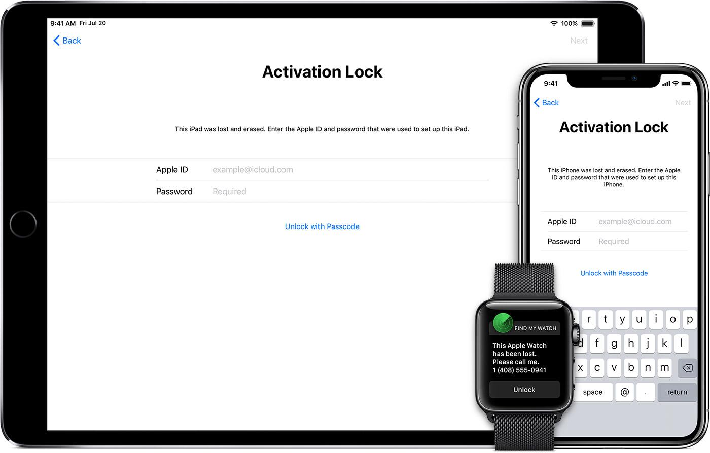 Apple tworzy inteligentny lokalizator?