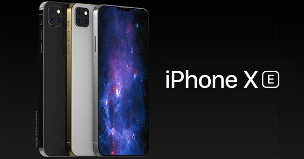 iPhone XE to nowe iPhone SE 2 – pojawi się już jesienią?