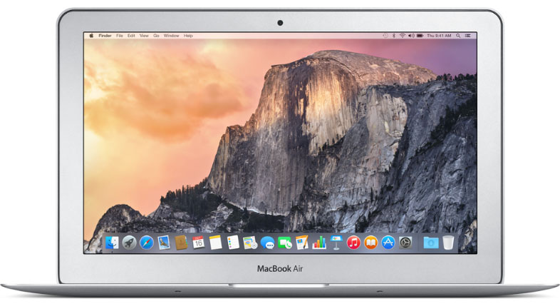 naprawa macbook air 11