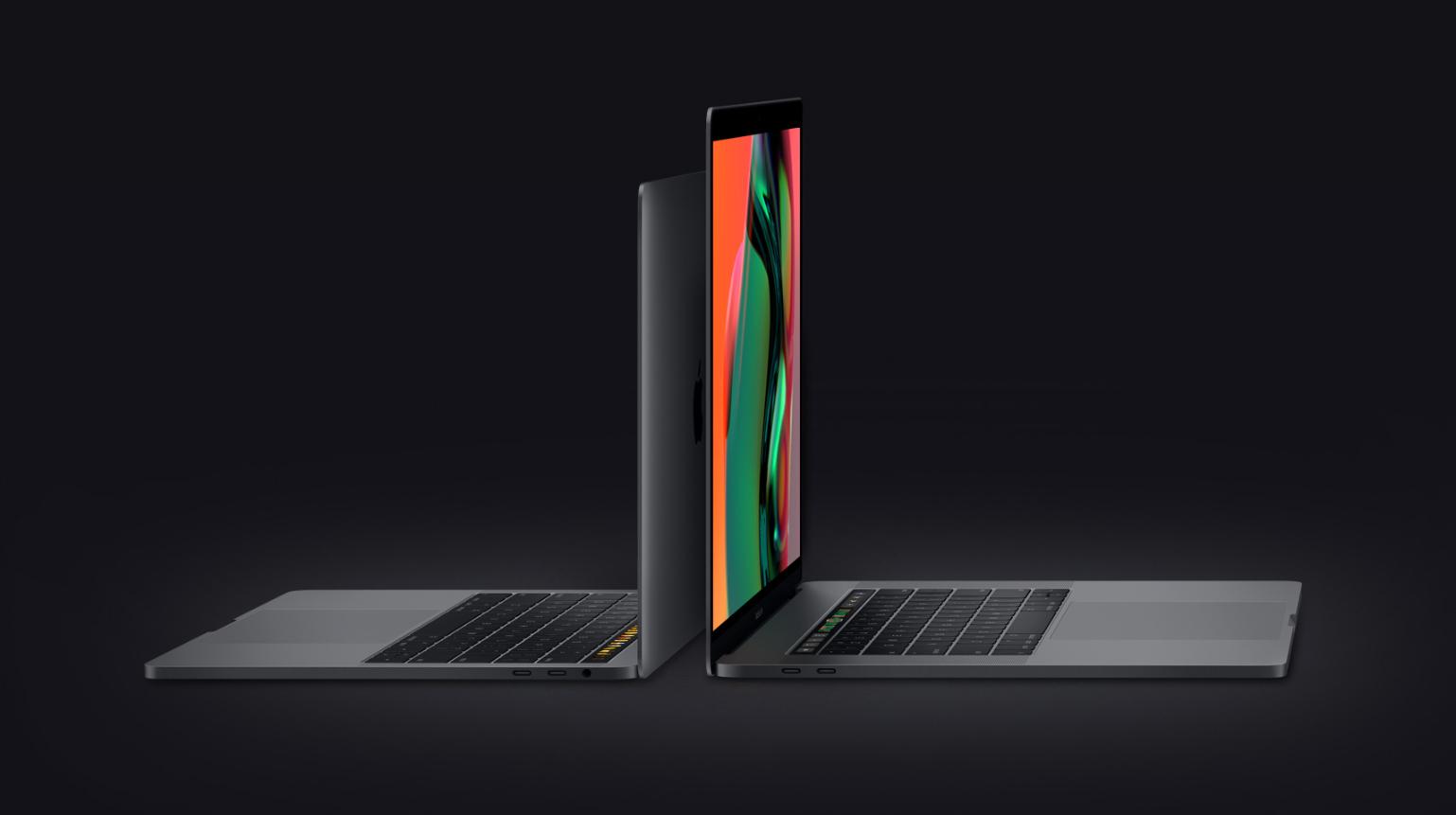 Apple wprowadziło na rynek nowego MacBooka Pro