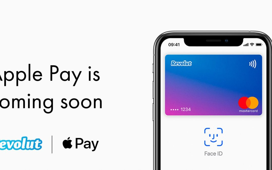Apple Pay wyląduje w Revolut